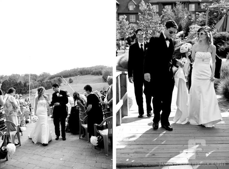 Craighleith Ski Resort Wedding